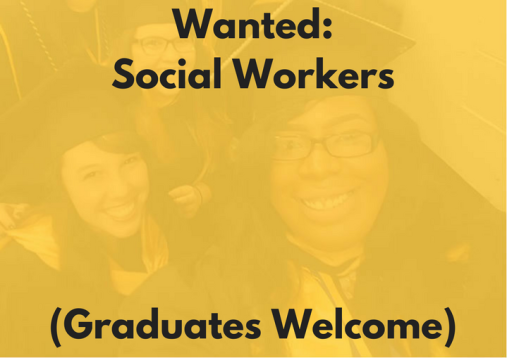 Wanted_Social Workers (Graduates Welcome)
