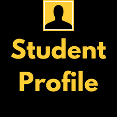 Student Profile - Black